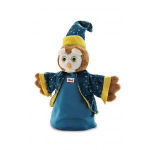 Trudi Story Telling Puppet Owl Wizard