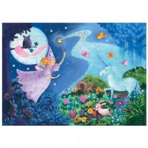 Djeco Fairy & Unicorn Jigsaw