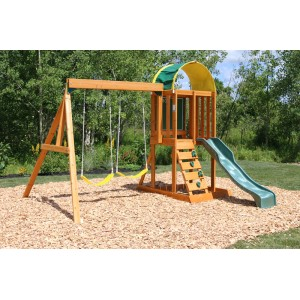 Kidkraft Ainsley Wooden Swing Set