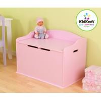 Kidkraft Austin Toy Box-vanilla or Pink