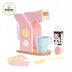 Kidkraft Pastel Coffee Set
